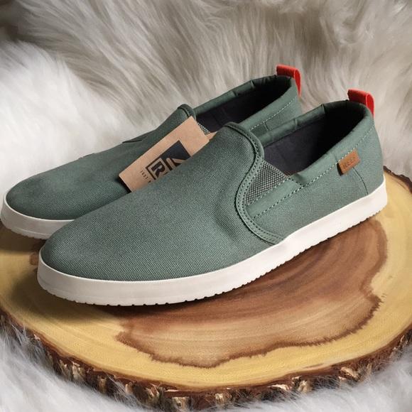 Reef Shoes | Reef Slip On Sneakers Nwt
